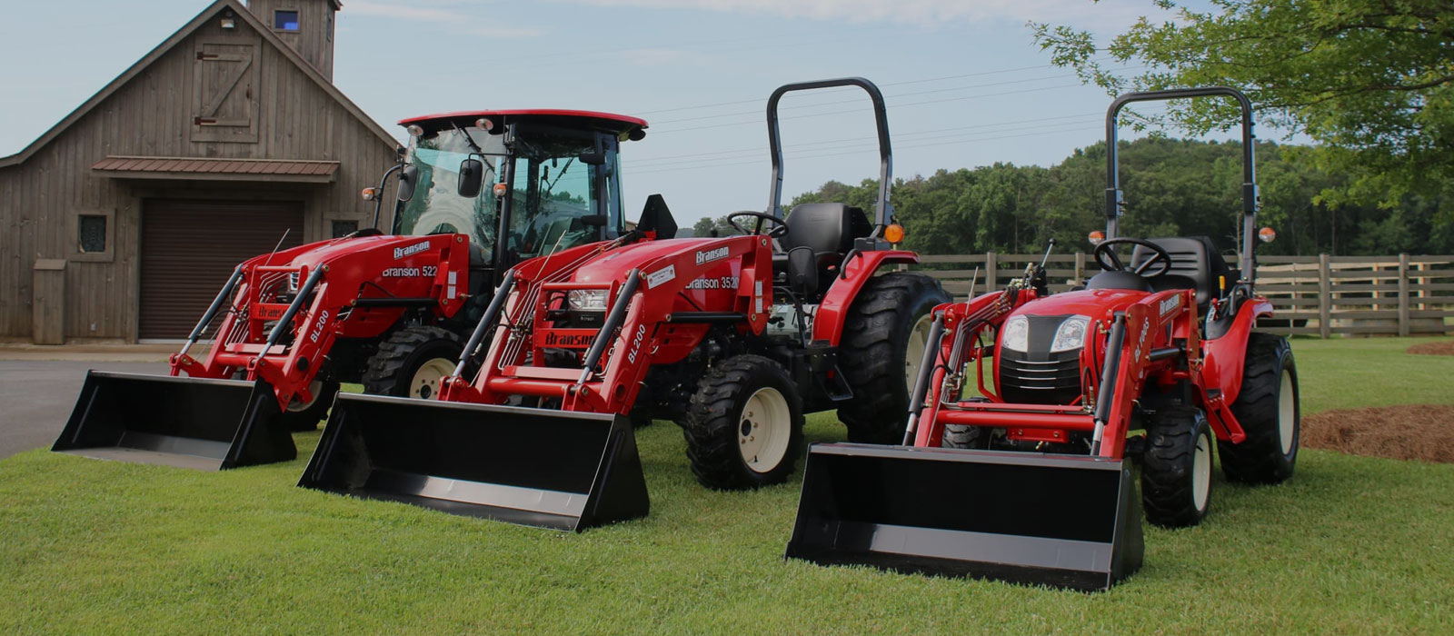 The Tractor Yard | Coweta, OK | Providing top of the line sales and